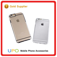 [UPO] Untra thin Plastic PC+TPU Crystal Clear Hard tpu Phone Case For iphone 6