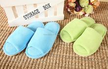2015 microfiber comfortable indoor slippers /warm winter slippers
