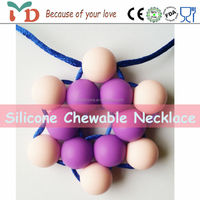 Colorful BPA Free Silicone Plastic Beads Wholesale