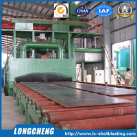 Automatic Q69 Shot Blasting Machine for Steel Pipes