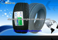 neumatico de coche de pasajeros / passenger car tire from China 215/45R17 205/40R17 225/55R17