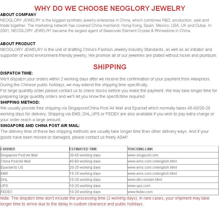 Браслет в несколько обхватов Neoglory Jewelry Neoglory & ,