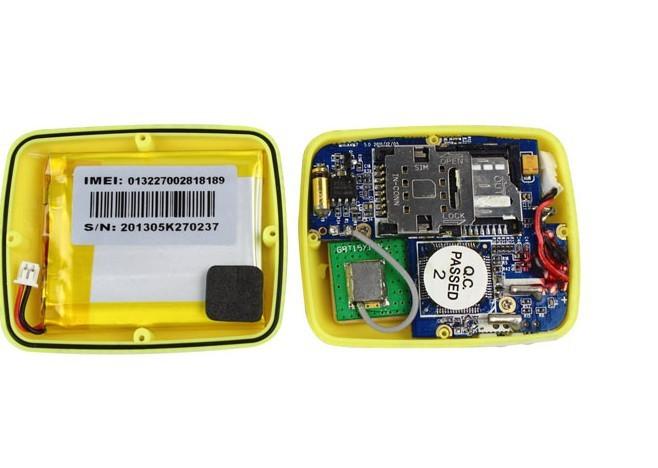 GPS-трекер E-World GPS MT90 ce GPS GSM GPRS pet