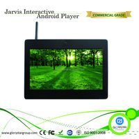 "10""Android 4.2 touch screen LCD advertising display ,touch screen LCD display android"