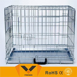 High quality metal wire pet travel cage pet house pet cage