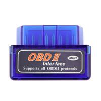 mini ELM327 V1.5 OBD2 OBD-II Bluetooth Auto Diagnostic Tool for Windows XP, Vista, Win7, OSX and Android