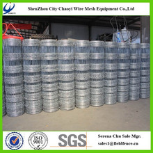 Factory Direct Sale Portable Galvanized Metal Grassland Fence& Field Fence