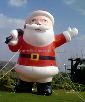 inflatable santa claus inflatable christmas