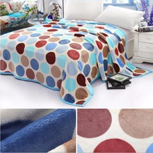 100% polyester blanket and weft blanket super soft quality, korean style, spot design