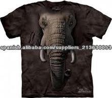 oem moda 2013 3d para hombre camiseta