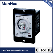 Panel Mounting Plug In Sockets Mached PF083A Timer