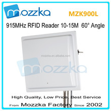 10-15M Reading Distance Long Range Passive RFID Reader with 915MHz with Passive RFID Cards