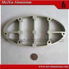 Foshan de aluminio transparente de soda