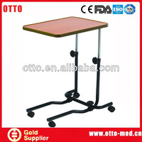 Overbed dining Table