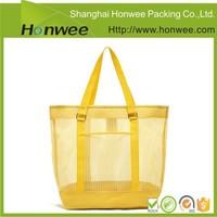 custom cheap plastic pvc coated cotton senrong shopping bag