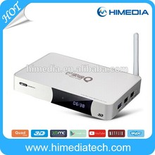 Hisilion 3798C Arm cortex A9 based 2GB DDR Android 4.4OS quad core 1.6Ghz android smart media player