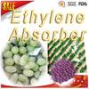 ethylene remover for red peruvian grapes/ethylene gas absorbing satchet
