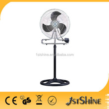 super quality 18 inch industrial fan supplier with good price