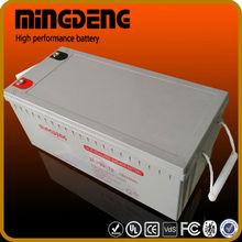 Professional 12volt 100amper dry battery 12v for ups