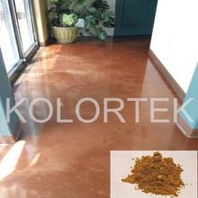 Metallic Pigments for Epoxy Flooring, metallic pigment for resinous flooring system