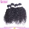 Alibaba manufacturers raw unprocessed virgin human mongolian kinky curly hair
