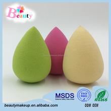 2015 Hottest Pro Beauty Latex Free Flawless Makeup Blender Sponges/Water Drop Sponge/Latex-free Makeup Sponge