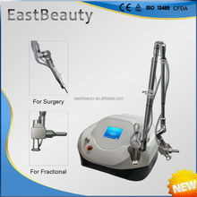 fractional co2 laser scar removal beauty equipment face lifting