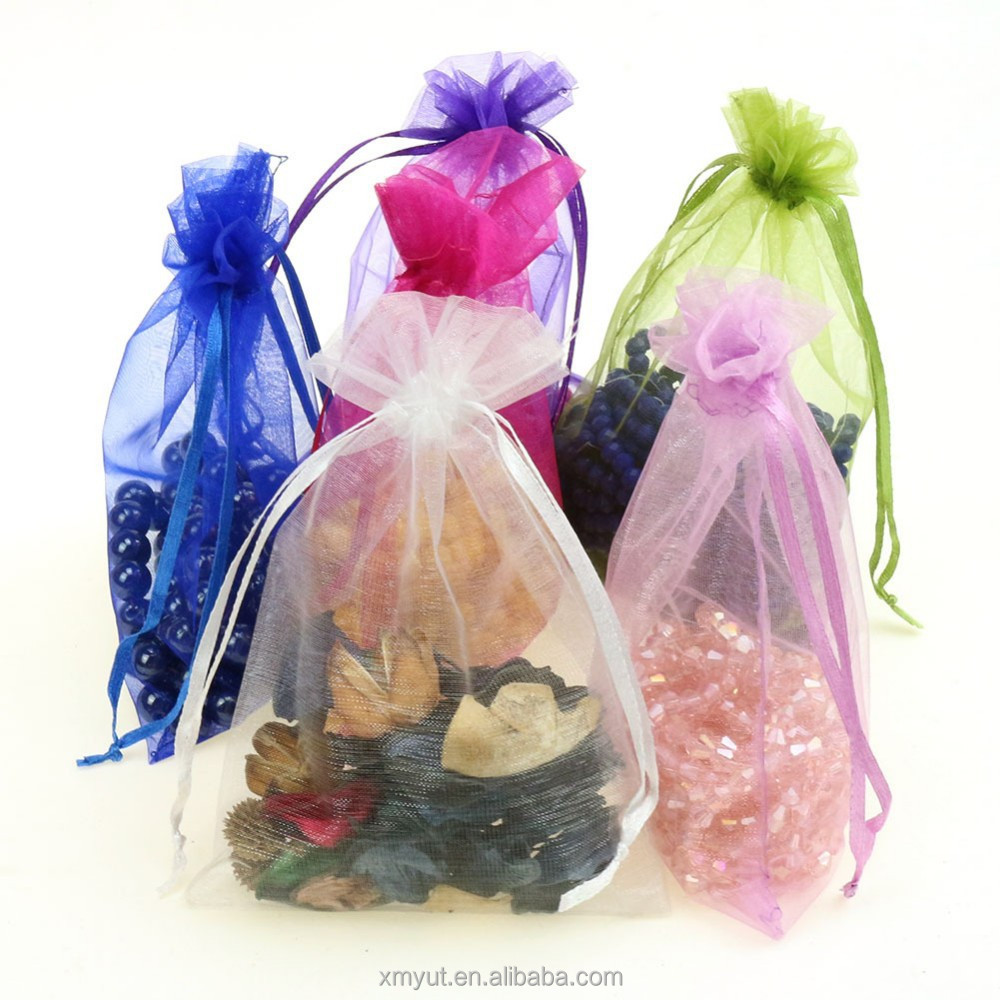 wholesale organza bags pouch for gift buy organza bag