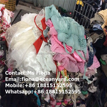 Summer Sorted good quality wholesale used clothing for sale