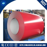 Prepainted galvanized steel coil /PPGI from China manufacturer