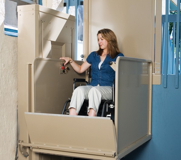 Lift for Disabled People with 250kg Capacity