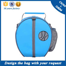 2015 new basic audit factory good travel custom bag with basketball sports bag