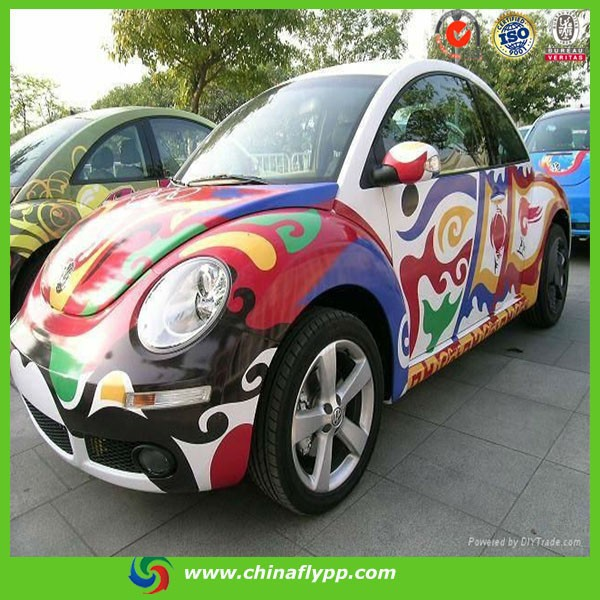 Self adhesive vinyl for car decoration vinyl rolls - Decoration murale auto adhesive ...