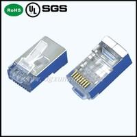 Modular Plugs 8pin shielding Phone Jack RoHS UL
