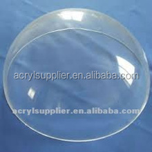 New material transparent acrylic display dome
