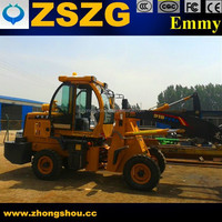 Cheap price mini loader snow blower with ce for sale alibaba