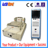 electromagnetic vibration testing table for structural testing
