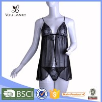 New Arrival Ultimate Mature Matching Panty Lingerie Thong Womens