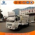 Limpiador 4*2 camiones de vacío limpiador de camiones dfac dlk, camino de limpieza de la venta de camiones