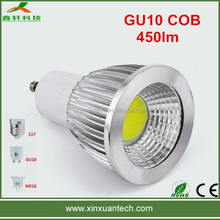 New design Aluminum 50w halogen replacement led spot gu10 5W