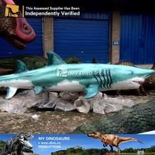 MY Dino-J24 Water park artificial shark replica