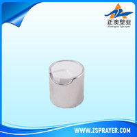 Hot sale plastic disc cap for plastic bottles with various size