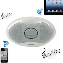 Bluetooth 2.0 Portable Speaker for New iPad (iPad 3) / iPad 2 / iPhone 4 & 4S / 3GS / Other Bluetooth Function Mobile Phones (MZ