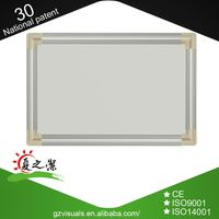 2015 New Style Quality Guaranteed Formal Customized Design White Board Prices