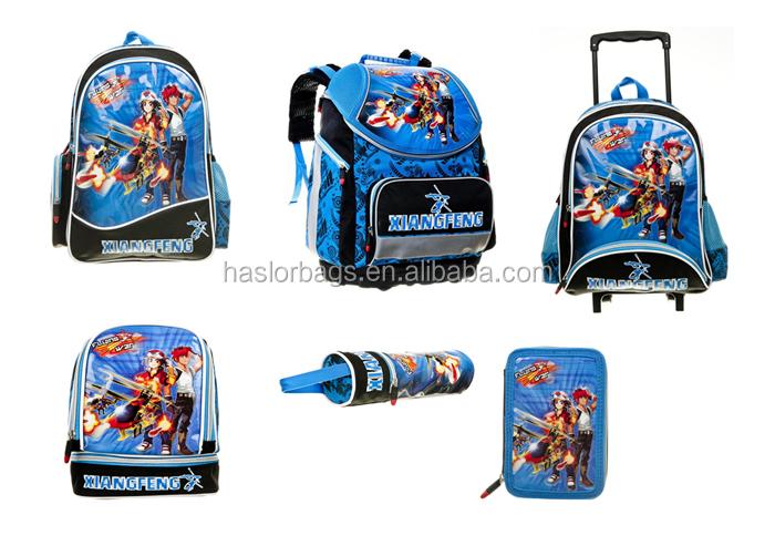 Mode enfants trolley backpack école, Chariot sac