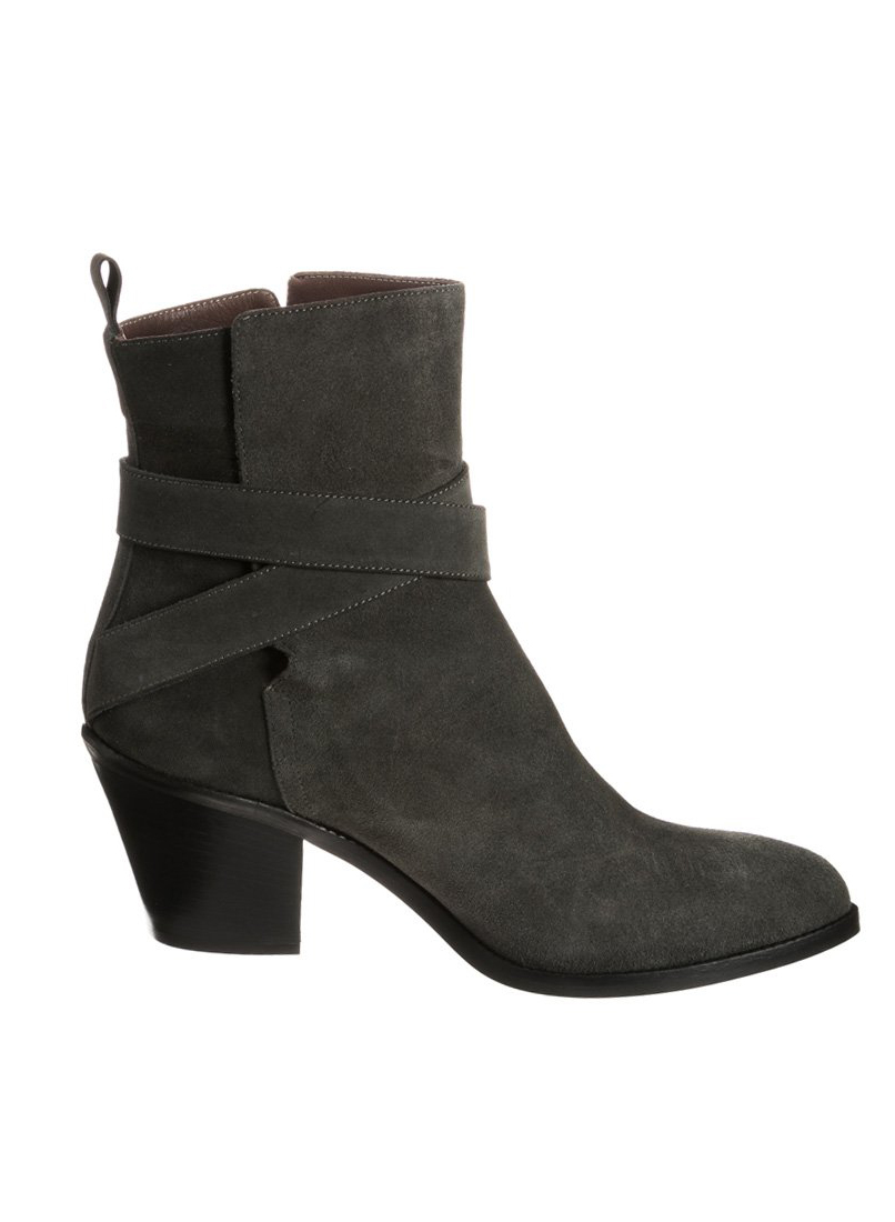 latest fashion women black cow suede causal cow boy/girl boots