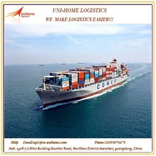Logistics service from China/ningbo/shanghai/shenzhen to Port Moresby,Papua New Guinea