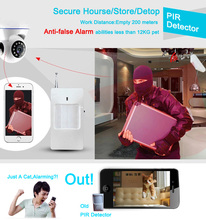 Supports Android IOS Windows Home Security Camera System