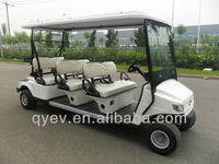 CE approved Electric Golf mini car 6 person golf buggies for sale