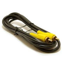 2m Digital Audio Coax Coaxial SPDIF Phono Cable RCA